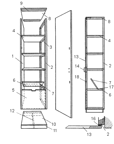 Шкафчик для комнаты своими руками фото 317